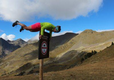 Auf dem Clot del Cavall in Andorra, September 2014