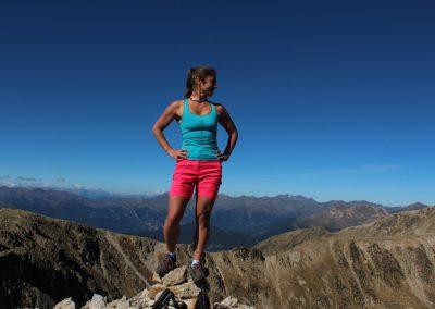 Auf dem Pic dels Pessons in Andorra
