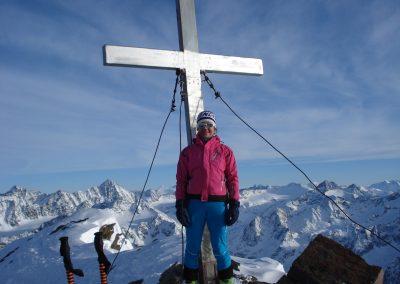 Breiter Grieskogel, 3287 m